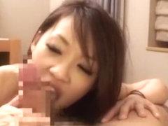 Amazing Japanese slut Ren Miyamura in Hottest POV, Fingering JAV scene