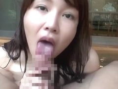 Amazing Japanese girl Sumire Takaoka in Crazy big tits, couple JAV video