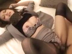 Crazy Japanese girl Risako Yamada in Best Doggy Style, Fetish JAV movie