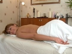Sex doll porn from the massage parlor