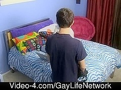 Hunter Starr & Conner Bradley - Hooking Up Previous To Work!