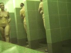 Hidden cameras in public pool showers 948