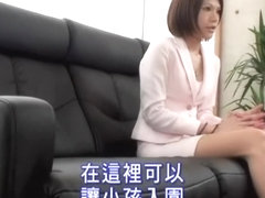Classy Jap bimbo fingered and fucked on hidden camera