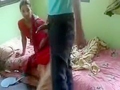 Real desi bhabhi screwed by her devar secretly at home