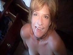 shawna s anal  facial compilation 1
