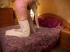 Amateur wife fucked in hotel