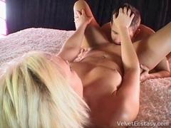 VelvetEcstasy Video: Pink Wrapped