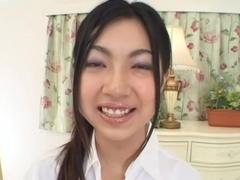 Yuri Sato Uncensored Hardcore Video with Swallow, Dildos/Toys scenes