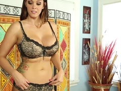 Horny pornstars Jamie Stone, Alison Tyler in Amazing Massage, HD adult movie