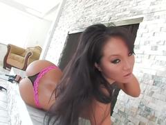 Amazing pornstars Lola Foxx, Asa Akira and Christy Mack in fabulous small tits, masturbation porn video