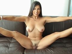 Sofia Rivera in Girl Worships Cock - POVD Video