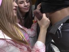 Rocco's Psycho Teens #04, Scene #03