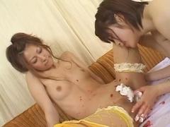 Japanese beauties kiss1167