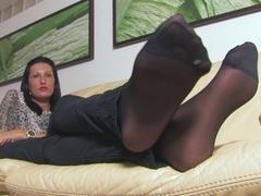Nylon Feets 11