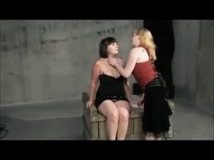 Plump Lesbo Domination