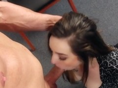 Stepdaughter Bambi Brooks gets fucked