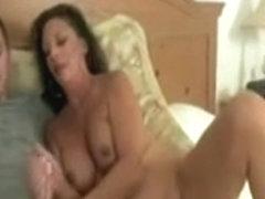 Cum for grandma HJ trainer