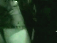 Teenupskirt shots as they grind their hot asses at the club