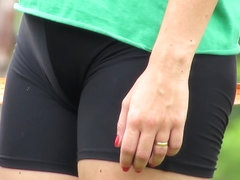 Leggins gris rico culote en mt - 3 part 7