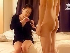 Tragic circumstances of Korea Deriheru Miss Vol.thirty