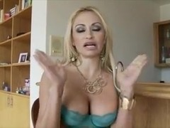 Porn movie with busty milfs being boned