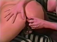 Lesbian orgy