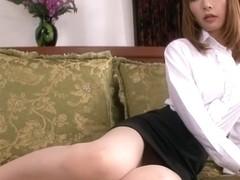Incredible Japanese girl Shihori Inamori in Fabulous JAV censored MILFs, Hairy movie