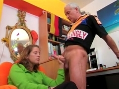 Handjob Helpers - Dominant Cum Milking Girl
