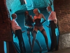 Foursome nylons from The naughty ones