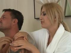 Incredible pornstar Kristal Anne in hottest facial, european adult scene