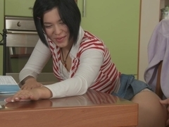 Stephanie in horny dude having sex with a really hot chick