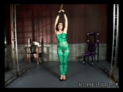 InescapableBondage Video: Pretty Little Package