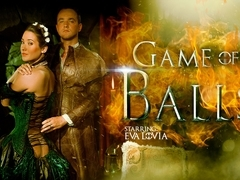 Eva Lovia & Van Wylde  in Game of Balls
