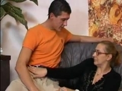 Granny and guy - 12