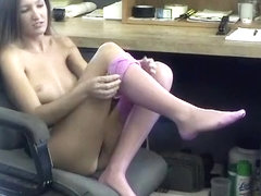 Amazing Amateur clip with Small Tits, Fetish scenes