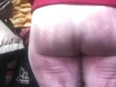 Sabrosa culona en leggins