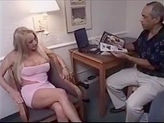 Busty Milf Gets Double Teamed In Hotel Room