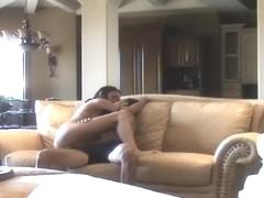 Horny Wife Caught Sucking Dick On Hidden Camera