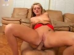 Sophie Dee blond spermsucker