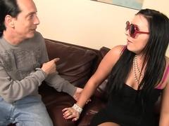 Hottest pornstar Ashli Orion in best blowjob, cumshots porn movie