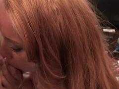 Crazy pornstar in Hottest Threesomes, Small Tits xxx scene