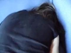 Fella-Ally pounding girlfriends a-gap then gets deepthroat