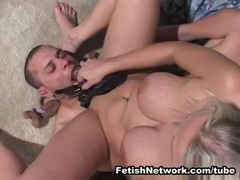 EliteSmothering Video: Smothered slut