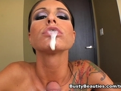 Sea J. Raw in POV Juggfuckers #3