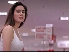 Jennifer Connelly in Career Opportunities (1991)