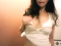Outstanding wazoo popping livecam panty video
