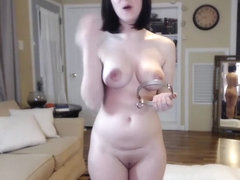 crazy sexy web cam girl