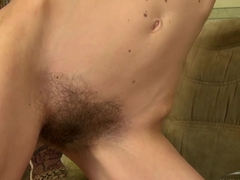 Amazing pornstar in Crazy Amateur, Hairy porn scene