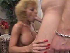 Hot Mature making a man happy