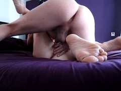 intimate dutch pair creampie
